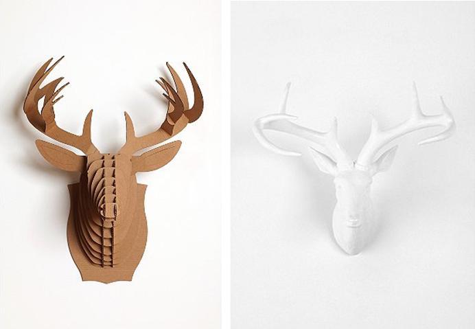 Deer Wall Decor ask me: deer head decor | vanessa bottoni